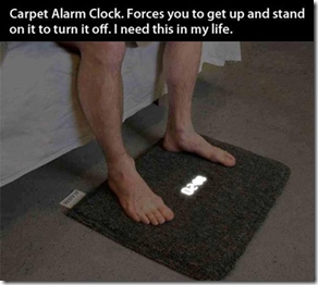 carpetclock